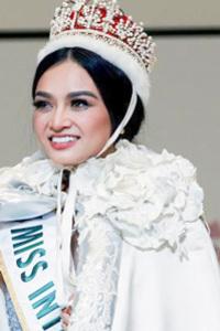 2016年冠軍 菲律賓小(xiao)姐