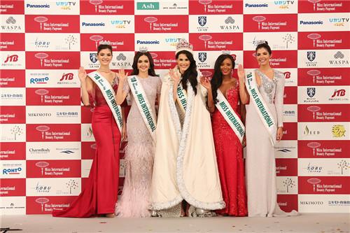 2018年第58届国际小姐全球总决赛