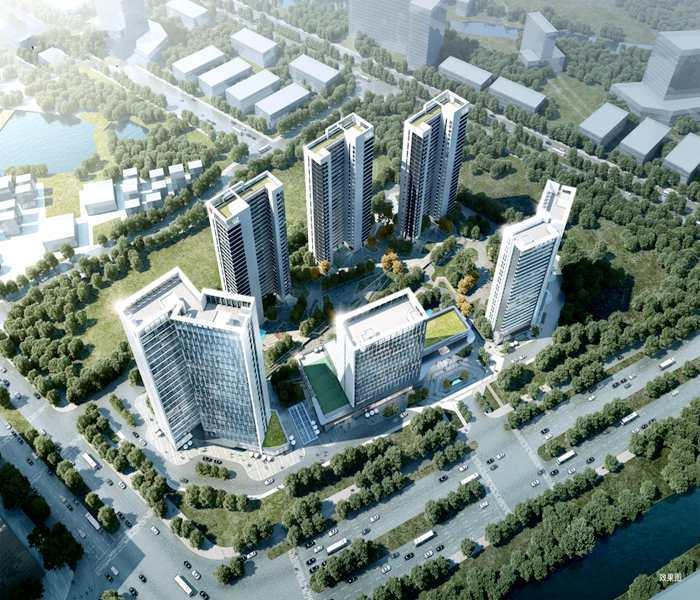 深圳沙井在售小产权房鹏展汇8栋花园小区房