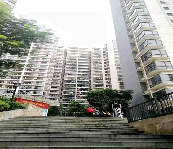 深圳龙胜地铁站小产权房-龙军花园