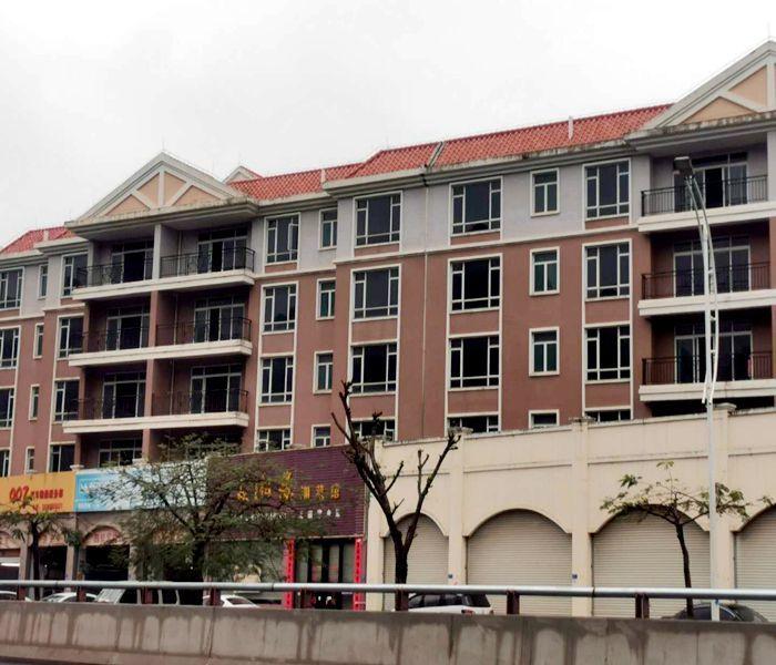 南城小产权房-公园里12栋大型花园小区房