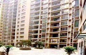 光明村委统建楼出售-塘宁苑3栋花园小区房,送装修