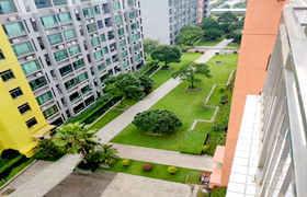 「厚街小产权房买卖」-滨海国际厚街四栋花园房,双地铁站