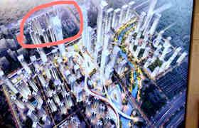 「龙岗小产权房新楼盘」-龙腾上城,吉祥地铁站2字头拆迁房