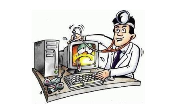 招远市专业电脑维修上门服务