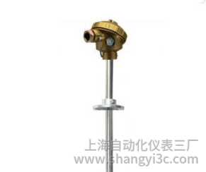 WRN-430固定法兰防水接线盒热电偶