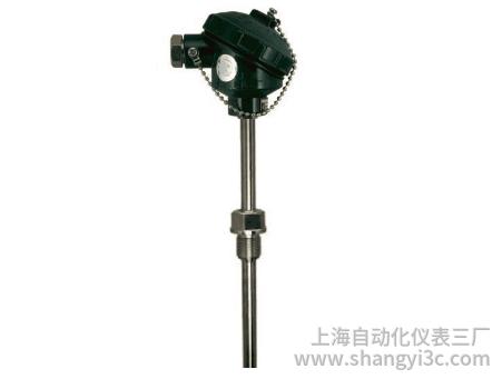 WZP-221A固定螺纹防溅式热电阻