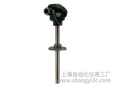 WZC-330活动法兰防水式铜热电阻