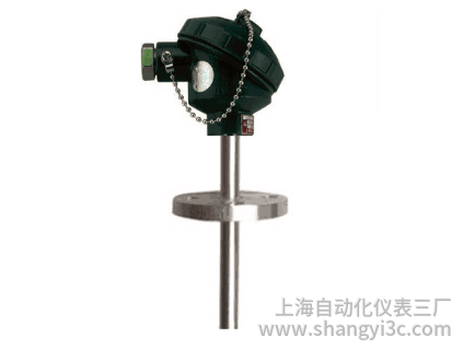 WZP-430A固定法兰防水式热电阻