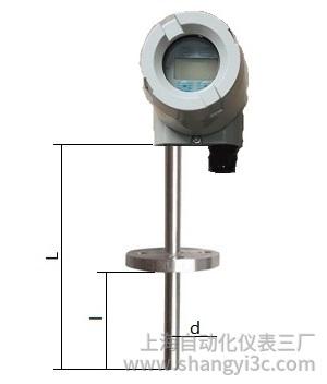 SBWR-2282/430热电偶一体化数显温度变送器安装图片