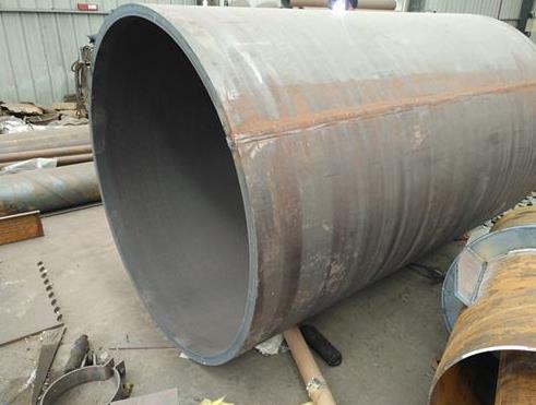Q235钢板卷管