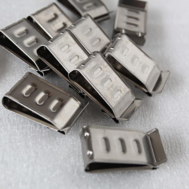 廈門源頭廠家直銷太陽能不銹鋼304材質4平方4線光伏線夾b