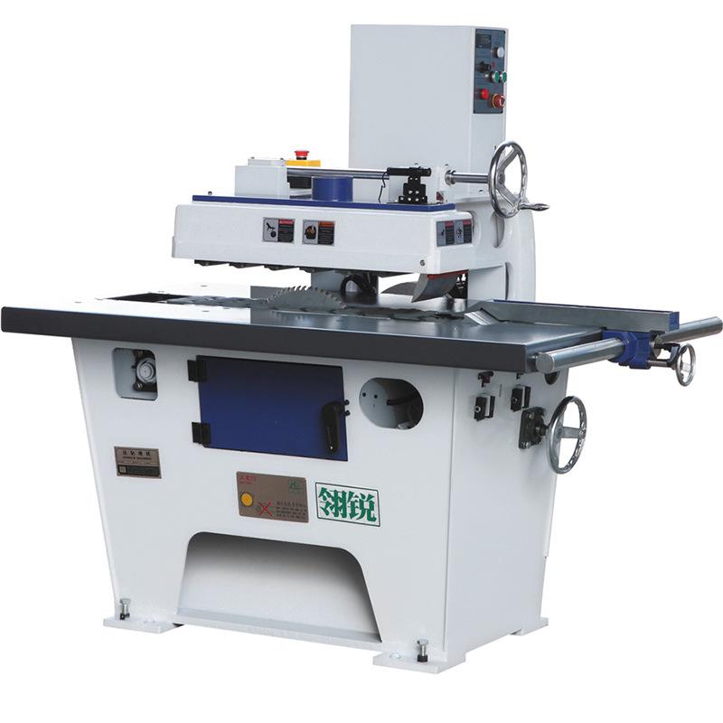 木工机械设备单片锯 实木修边锯 单片纵锯机MJ163锯单片修边机