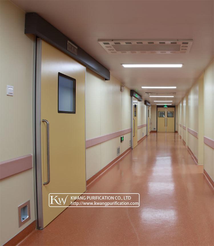 Medical Hermetic Sliding Door