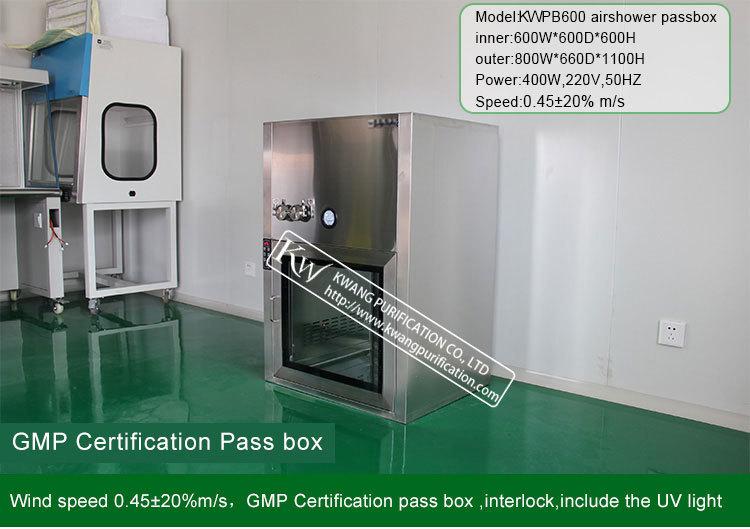 Dynamic pass box