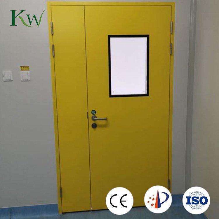 Cleanroom Interlock Door System