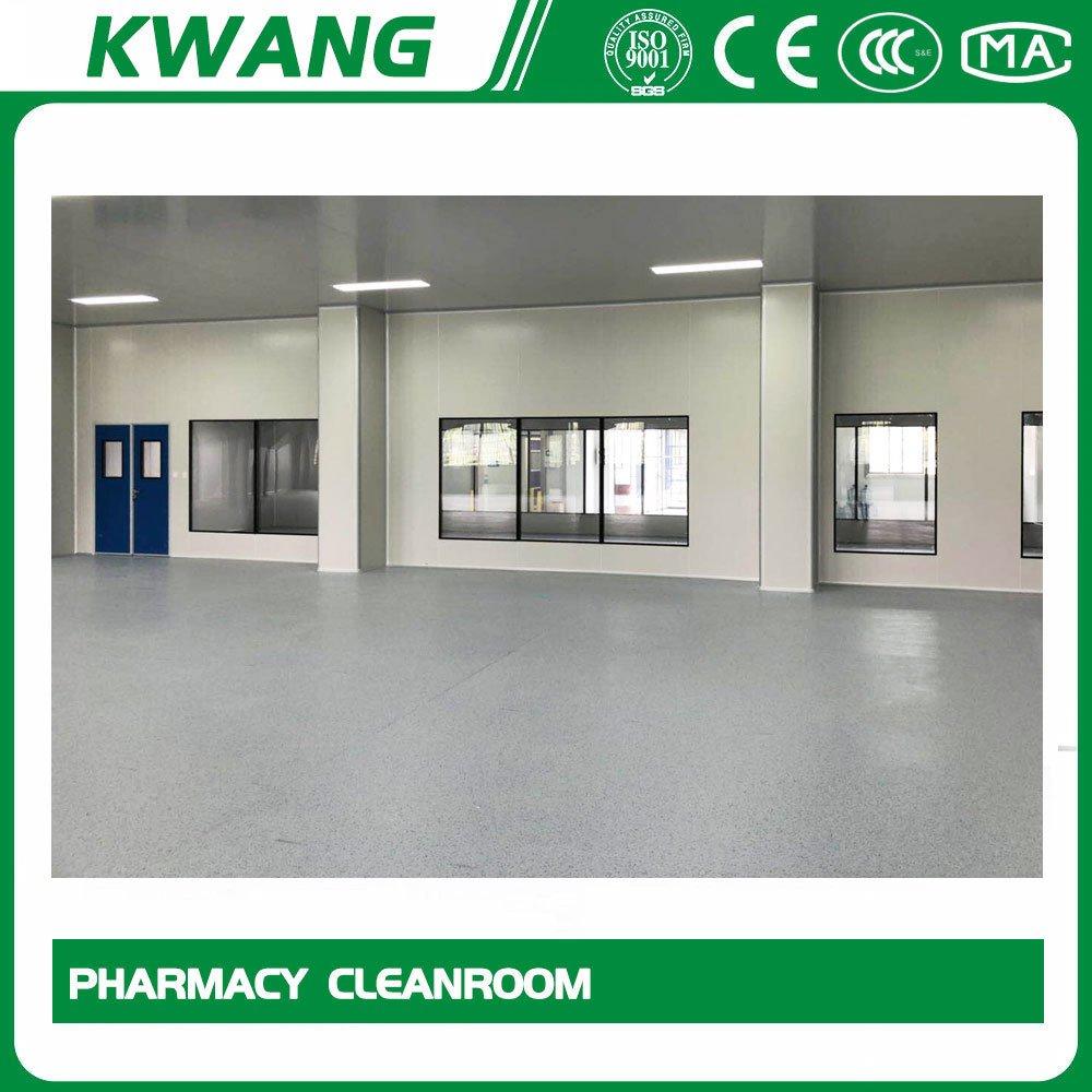 Pharmacy Cleanroom
