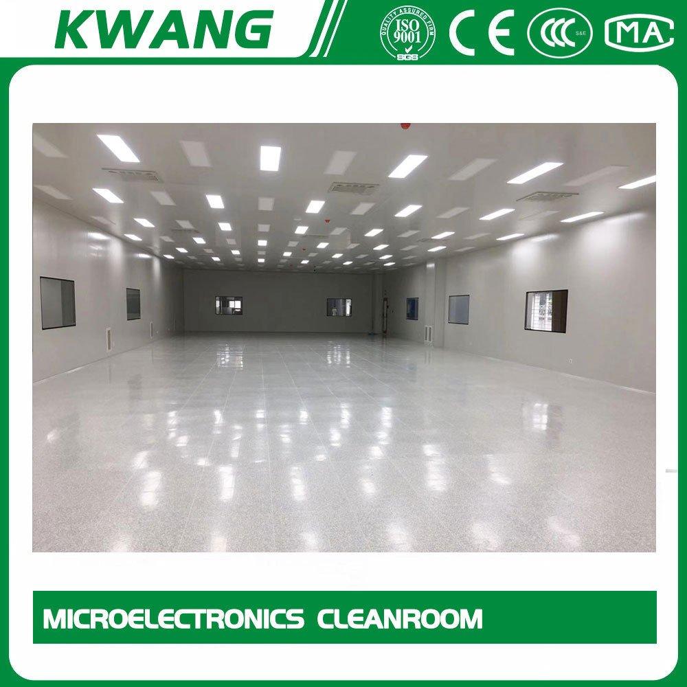 Microelectronics Cleanroom