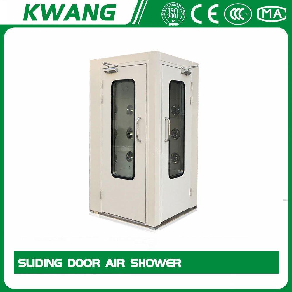 Sliding Door Air Shower