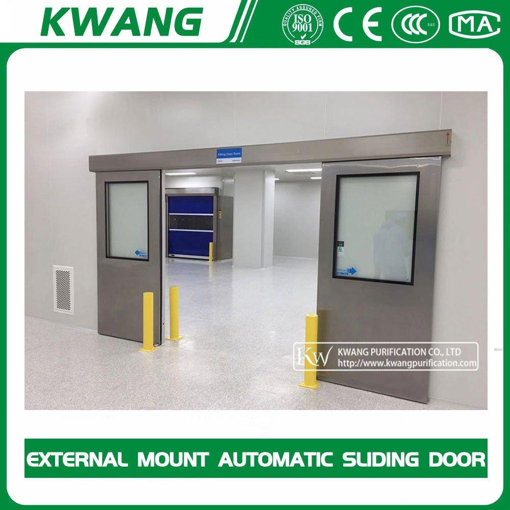 External Mount Automatic Slidi ...