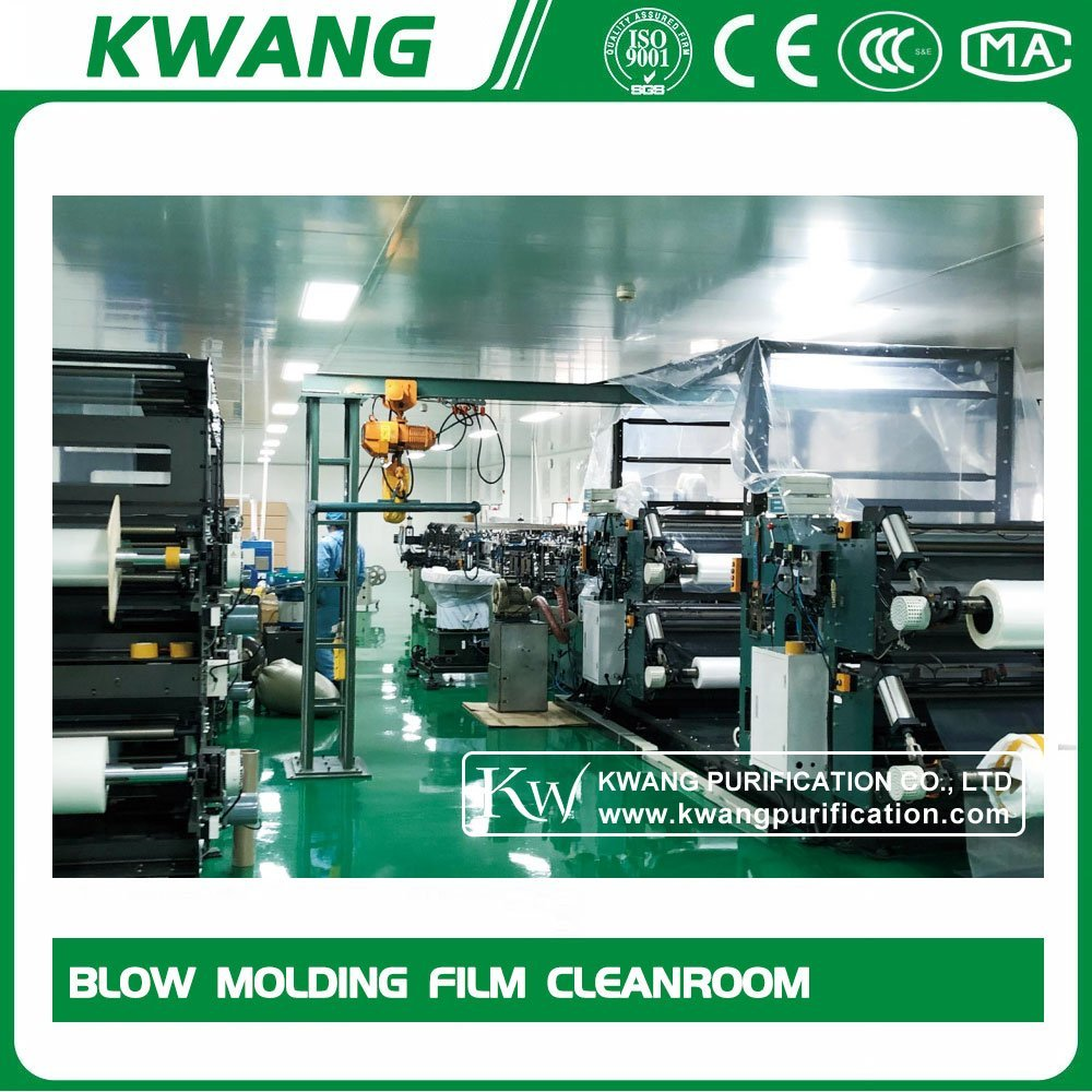 Blow Molding Film Cleanroom