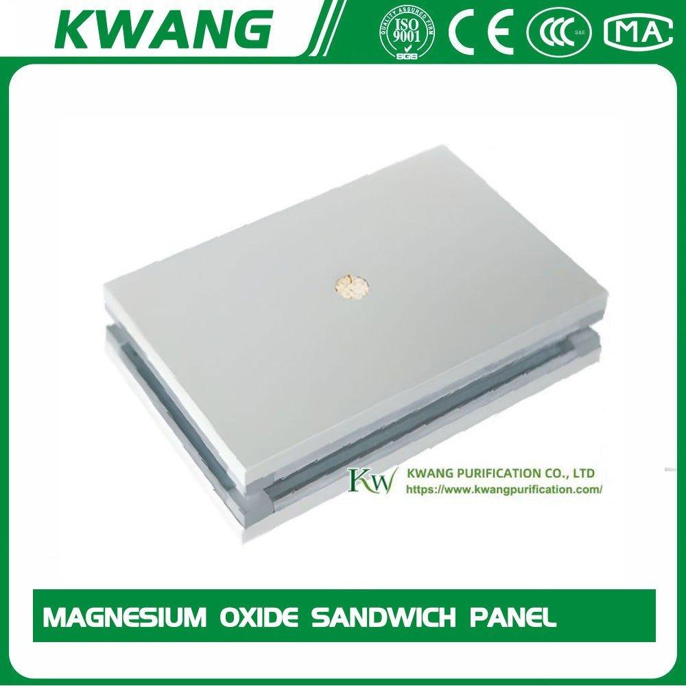 Magnesium Oxide Sandwich Panel