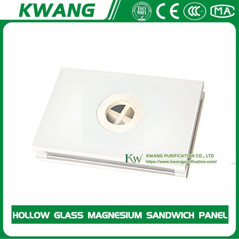 Hollow Glass Magnesium Sandwic ...