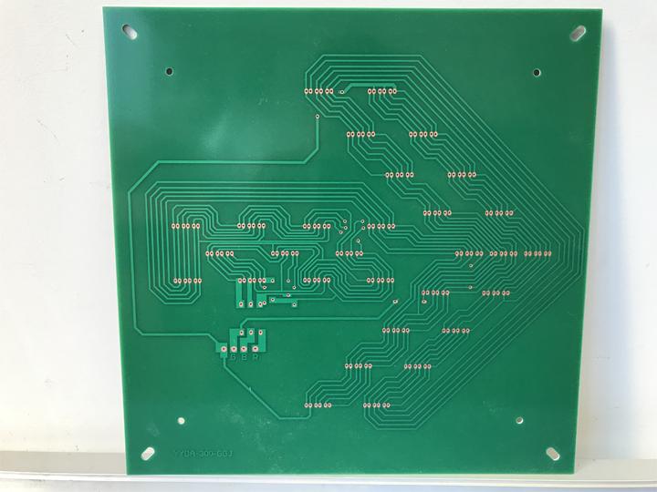 2mm单面喷锡板