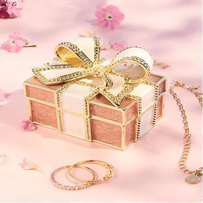 女友礼物:日本Piearth珠宝首饰盒