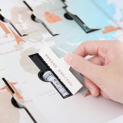 送女朋友的礼物:环球情话书香水礼盒