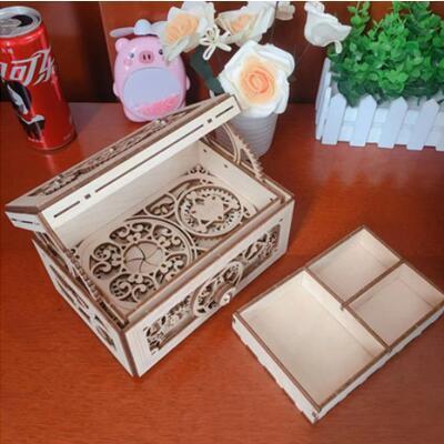 送女朋友的礼物:DIY拼装音乐魔法盒