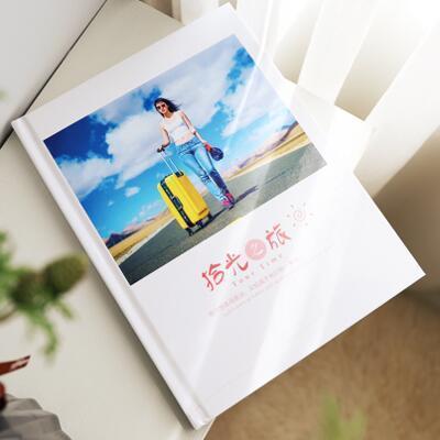 女朋友的礼物:定制纪念相册影集