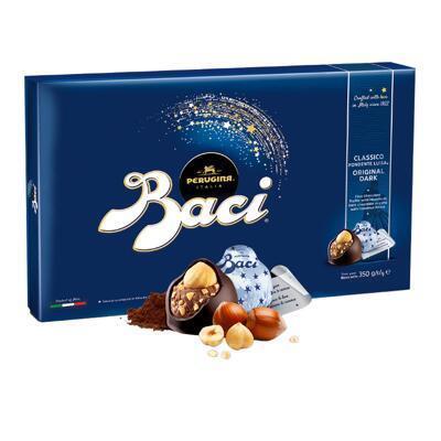 送女朋友的礼物:baci榛仁夹心巧克力
