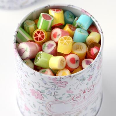 女友礼物:网红水果切片糖