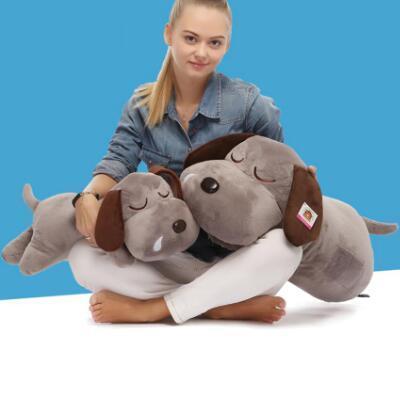 女友礼物:柏文熊鼻涕狗毛绒玩具