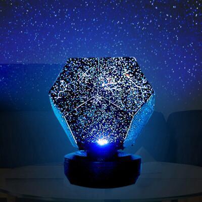 女友礼物:创意星空投影小夜灯