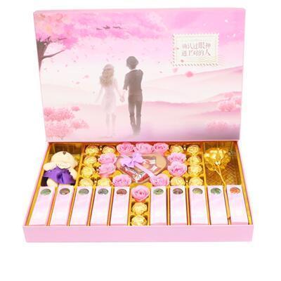 德芙浪漫巧克力礼盒
