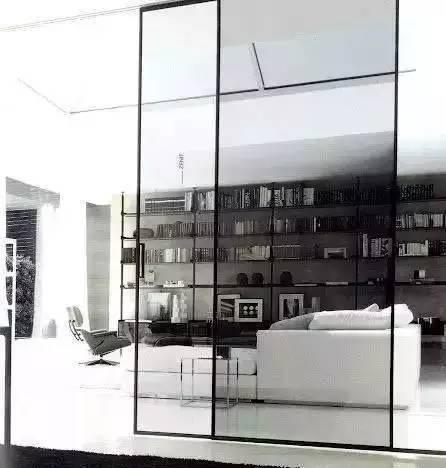 成都办公室玻璃隔断案例
