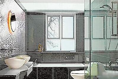 卫生间安装玻璃隔断成功案例