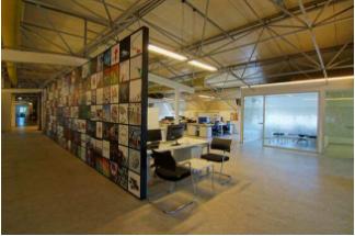 成都隔断:办公室墙体设计与布置技巧