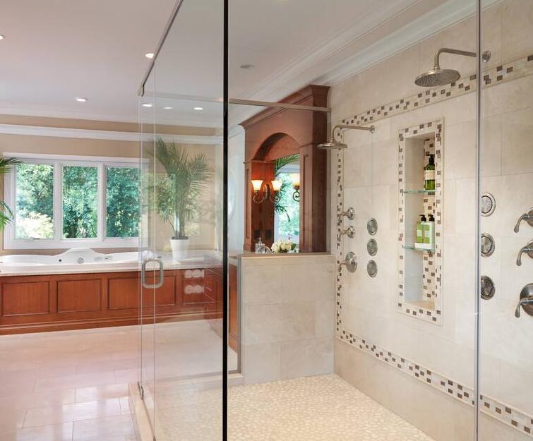 玻璃隔断家装优点安全性