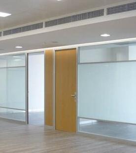 天津办公玻璃隔断的作用有什么