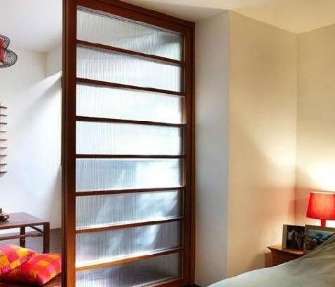 玻璃隔断家装优点便利性