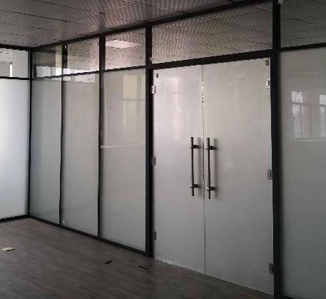 天津磨砂玻璃隔断优缺点