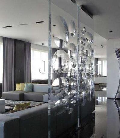 客厅玻璃隔断
