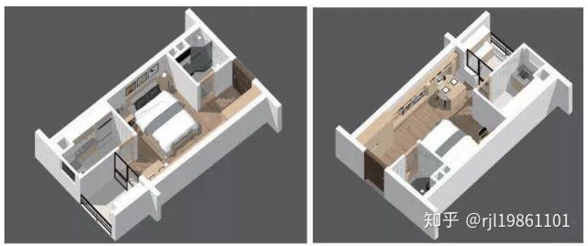 防腐木木屋装修装饰设计图