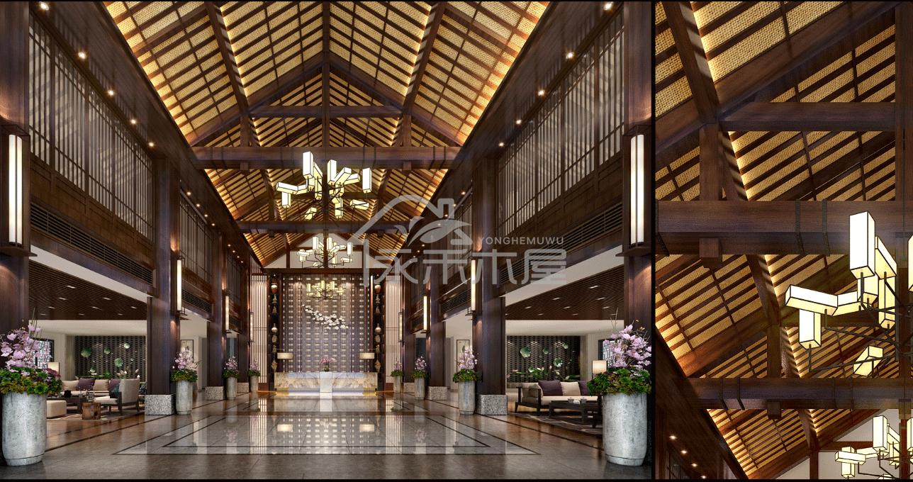 北京木屋别墅设计图