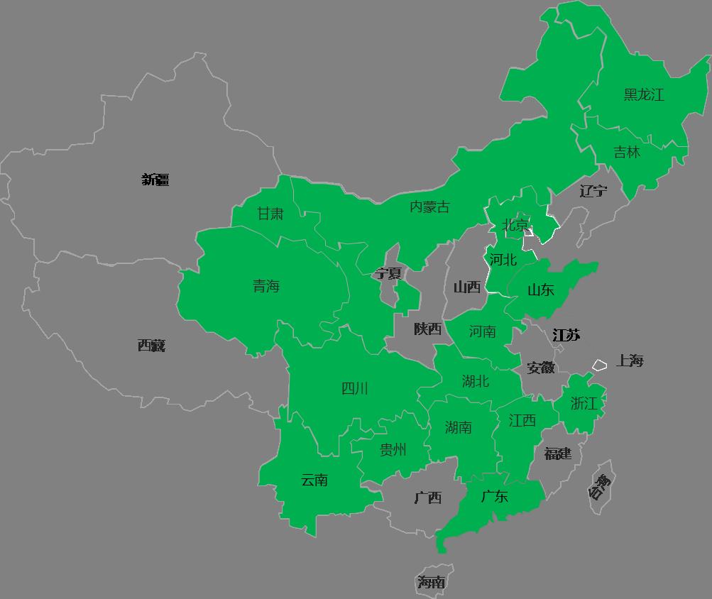 深圳木屋厂家木屋案例分布图