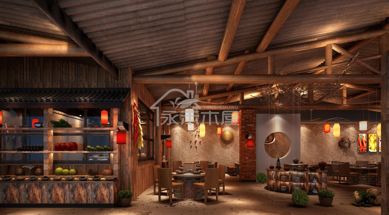 别墅小木屋设计图片