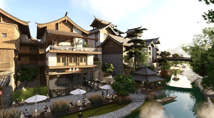 木屋建筑公司项目图片